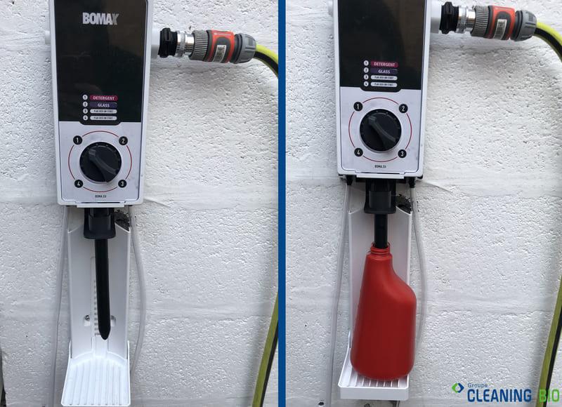 centrale de dilution produits nettoyage