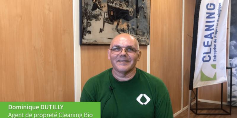 Portrait - Dominique - Groupe Cleaning Bio